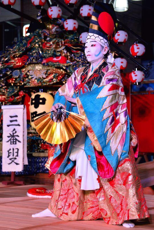 山あげ祭2017