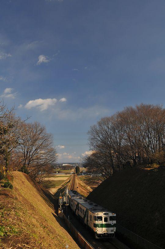 段丘からの眺め