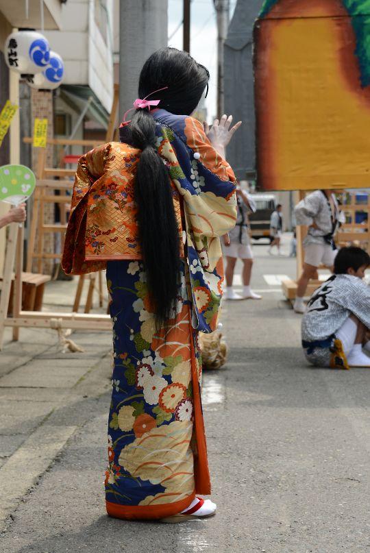 山あげ祭2013